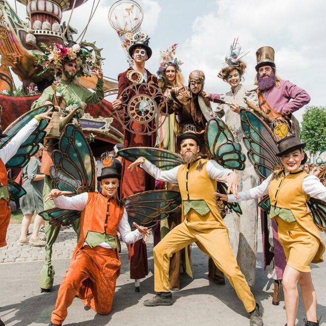 Parade Tomorrowland