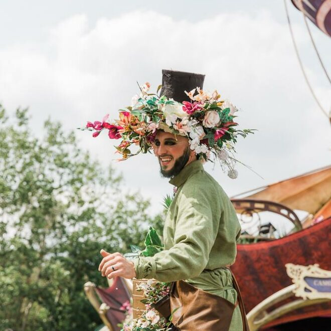 The florist Tomorrowland